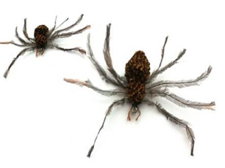 Kattleksak spindel